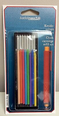 Tailors Chalk Marking Cartridge Pencil REFILL Set Sewing Craft Models Patterns