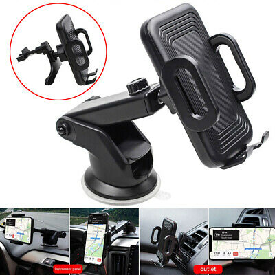 Universal Magnetic Car Mount Phone Holder Stand for iPhone X 8 Plus Samsung S9+