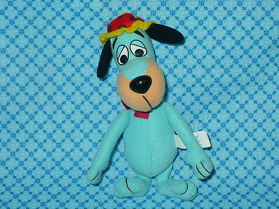 "HUCKLEBERRY HOUND Mini Plush Stuffed Animal DAIRY QUEEN Hanna Barbera 6"" tall"