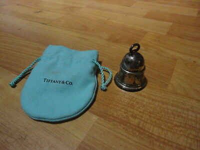 Tiffany & Co. Makers Sterling Silver BELL PILL BOX VINTAGE SCARCE