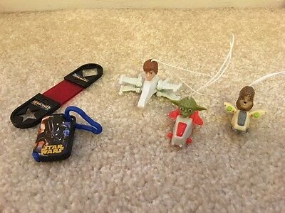 New Hard to Find Star Wars Kinder Surprise Toys