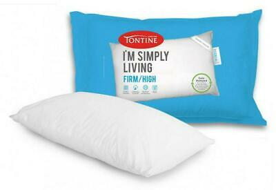 Tontine I'm Simply Living Pillow Firm & High Free Shipping!