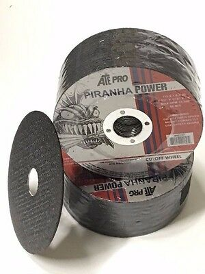 "Cut Off Wheels 4-1/2"" X 1/16"" X 7/8"" 50Pc Abrasive Wheels"