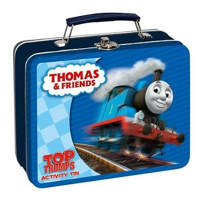 Top Trumps Kidsbox Thomas the Tank Quartettspiel - englische Version Neu