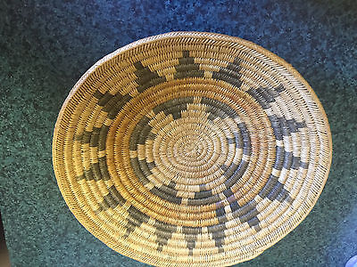Xlarge Navajo Wedding Basket from the John Lauc Collection