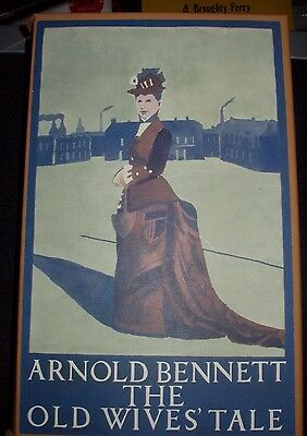 Folio Society publication - The Old Wives' Tale by Arnold Bennett