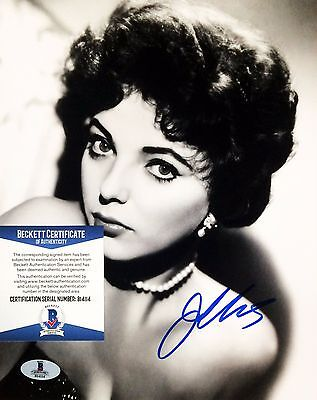 Television Entertainment Memorabilia Joan Collins Dynasty Signed Autographed 11x14 Photo Bas B14079 With The Best Service