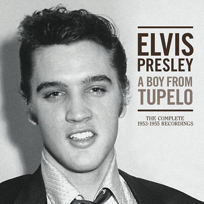 Elvis Presley - A Boy From Tupelo: The Complete 1953-1955 Recordings [New CD] Wi