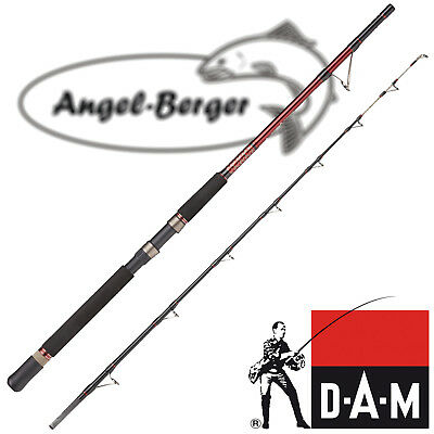 DAM Steelpower Red G2 Light Boat 2,10m