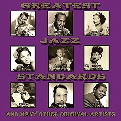 VARIOUS ARTISTS - All Time Greatest Jazz Vocal Standards / Various