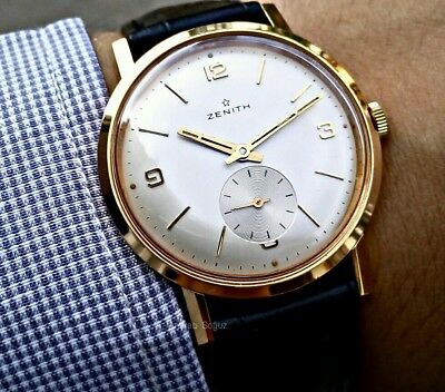 Rare Vintage NOS 1960's Zenith Stellina 35mm With Box Perfect