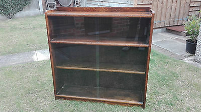 Antique Bookcase/ Display Cabinet