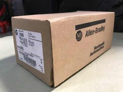 New Allen Bradley Safety Contactor 100S-C12Ej14C Ser A 24Vdc Ready To Ship!