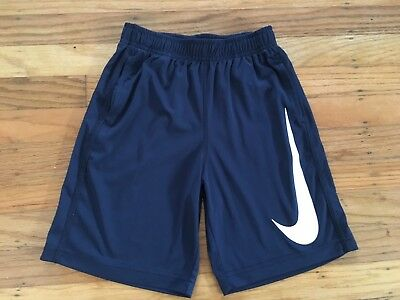 NIKE Dri-Fit Boys Blue Pull On Active Short Size 6