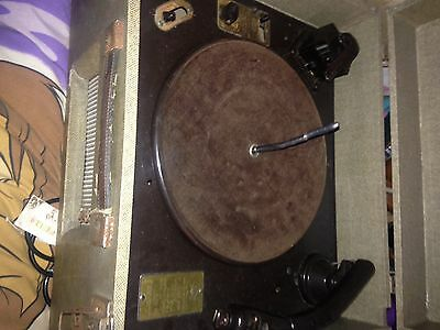 Vintage Record Player Trexette