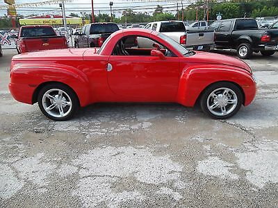 2003 Chevrolet Other Pickups ssr 2003 chevy ssr low miles