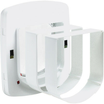 PetSafe Staywell Deluxe Tunnel Adjustable Extension for Cat Flap - White