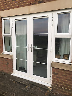 Hardwood french doors picclick uk for Hardwood french doors