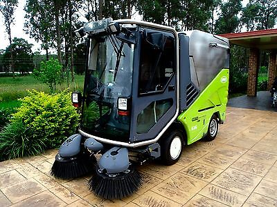 Applied Sweepers Green Machine 636HS Vacuum/Industrial/Floor/Road/Street/Sweeper