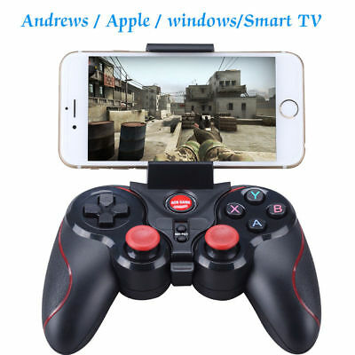 Wireless Bluetooth Gamepad Joystick Controller for Android Smartphone Tablet/PC