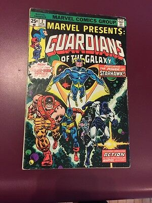 Marvel Guardians Of The Galaxy #3 Comic