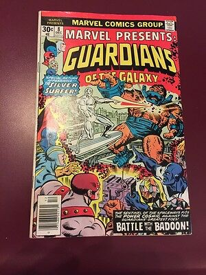 Marvel Guardians Of The Galaxy #8 Comic