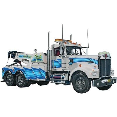 Revell 1/25 Kenworth W-900 Wrecker Kit 95-85-2510 (New)