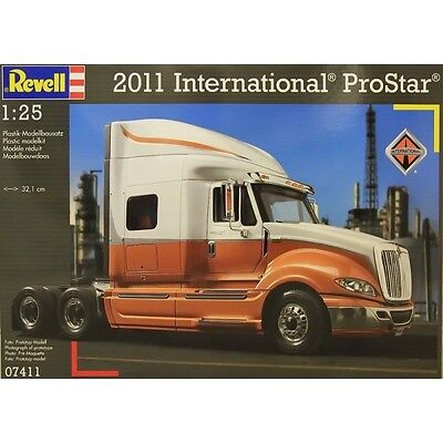 Revell 1/25 2011 International Prostar Kit 95-07411 (New)