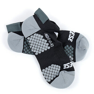 Dainese D-Core Footie Black / Anthracite Motorcycle Unisex Socks | All Sizes