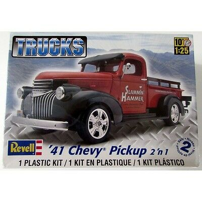 Revell 1/25 '41 Chevy Pickup Kit 95-85-7202 (New)