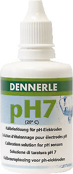 Dennerle pH-Eichlösung 7 - 50 ml