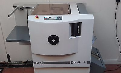 JBI Docupunch automatic paper punching machine  Now Sold look at my other items
