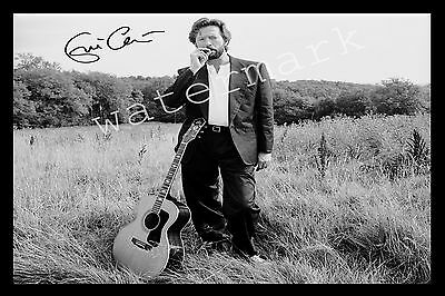 Eric Clapton Signed Autograph A4 Photo Print Poster-Framed or Unframed Available