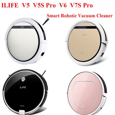 ILIFE V5 V5S Pro A6 V7S Pro Smart Robotic Vacuum Cleaner Auto Charger Sweeper