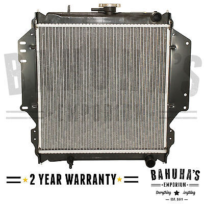 Brand New Manual Radiator For A Suzuki Samurai Sj 1.3 (Sj 413) (Sj410) 1984-2004