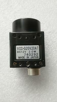 1pcs Used CIS VGA VCC-G20V20AT industrial camera
