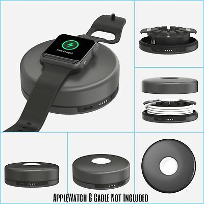 NOMAD POD - Portable  Apple Watch Charging Dock w/Built-in Battery-MSRP $29.99