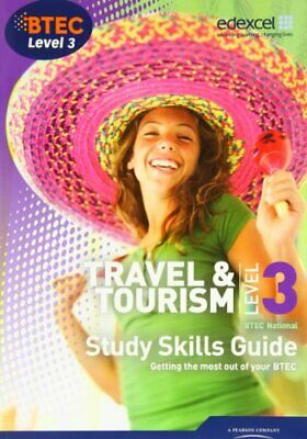 BTEC Level 3 National Travel and Tourism Study Guide by Spencer, Ms Carol Book