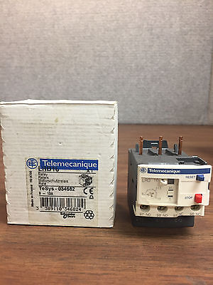 Telemecanique LRD16 034682 Relay 9-13A
