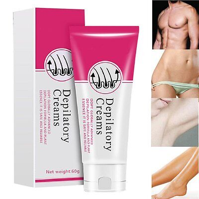 Painless Depilatory Cream LuckyFine Legs Cream For Hair Removal Men And Women