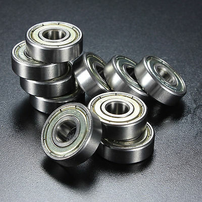 4 Quickie Wheelchair Front Caster Wheel Bearings, Stainless.