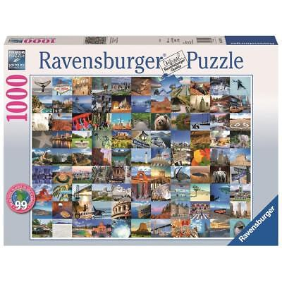 99 Beautiful Places On Earth Ravensburger Puzzle 1000 Teile Eur 3 50 Picclick De