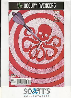 Occupy Avengers #9 New  (Bagged & Boarded) Freepost