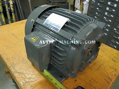 Ac Electric Motor 5Hp 3.7Kw 3 Phase New Sk832352