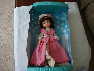 "Vintage EG ""Liberty Belle"" Doll By Goldberger Doll Style No. 1120  12"" High"