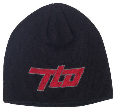 Troy Lee Designs Blocker Mens Beanie Black