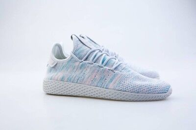 f104c4a720375 BY2671 ADIDAS X Pharrell Williams PW Men Tennis HU Blue Nobel Ink ...