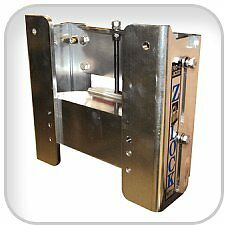 T-H Marine Z-Lock Manual Jack Plate For All V6 Outboards Up to 300HP