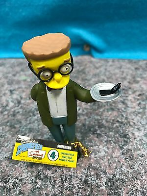 The Simpsons Figurine Smithers Series 4