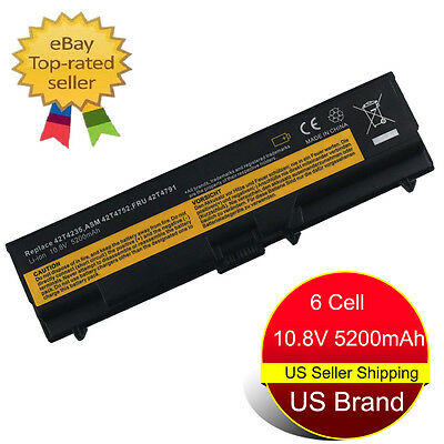 9Cell Battery for Lenovo ThinkPad T410 T420 T510 T520 SL410 SL510 E420 E425 E520